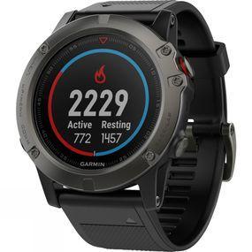 Fenix 5X Sapphire Multisport GPS Watch