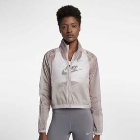 Womens Transparent Running Jacket